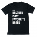 Sydney Dogs and Cats Home - Favourite Breed Black Tee